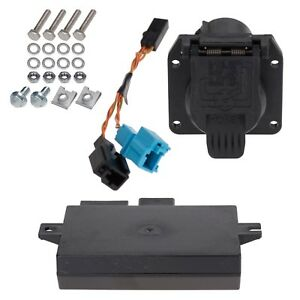 09 17 Vw Volkswagen Tiguan Trailer Hitch Electrical Installation Kit 5n0055204n