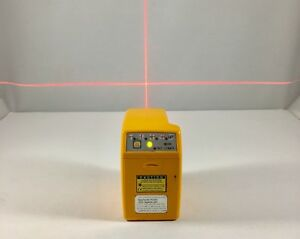 Pacific Laser Systems Pls 2 Palm Laser Yellow With Red Beams With Case
