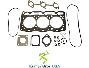 New Kubota D1105 Upper Gasket Kit