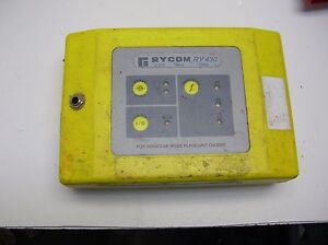 Rycom Ry 430 Tx Vivax Ridgid Sewer Camera Sonde Cable Pipe Wire Utility Locator