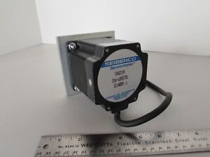 Seiberco Sensorimotor 3421a Nema 34 Stepping Stepper Motor Made In Usa