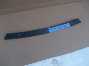 1986 1987 Grand National Monte Carlo Ss Cutlass T Top B Pillar Gasket Trim Oem 2
