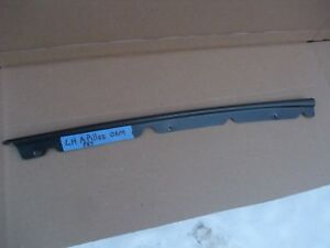 1986 1987 1988 Grand National Monte Carlo Ss Cutlass T Top Lh A Pillar Trim Oem
