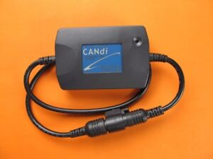 New Candi Module Diagnostic Adapter Interface For Gm Tech2 Free Shipping