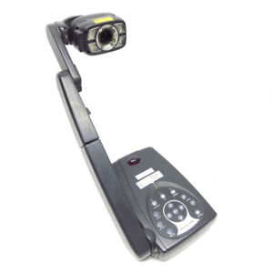 Avermedia Avervision 300p Portable Digital Color Document Camera Tested Working