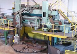 Stanko 1540 157 Vertical Boring Mill 24248