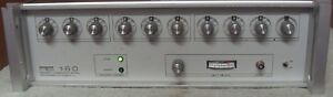 Programmed Test Sources Pts 160 Frequency Synthesizer 1 160mhz Nist Calibrated