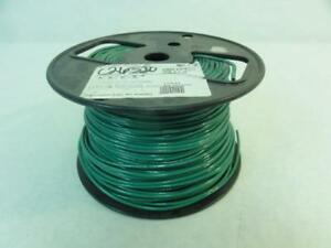 174740 Used General Cable 28016420 Building Wire 250ft 16 Awg 600v Green