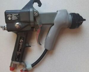 Graco Pro 3500 Hc Electrostatic Spray Gun