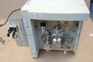 Gilson 322 Hplc Lc Chromatography Preparative Pump 321 Head Solvent Del