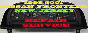 98 99 2000 01 02 2011 Nissan Frontier Software And Odometer Calibration Serv