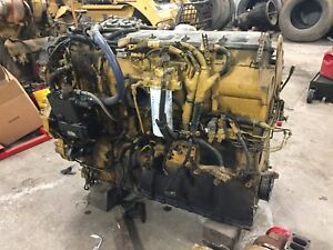 2008 Cat C 15 sdp Twin Turbo Engine