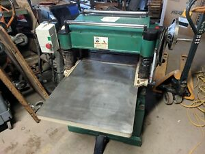G0454 Grizzly 20 5 Hp Planer