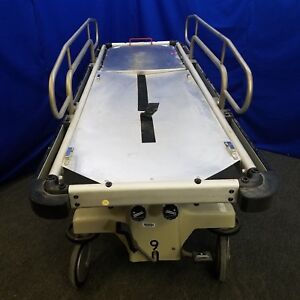 Stryker 925 1 Emergency Dept Medical Gurney Stretcher
