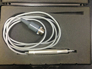Allergan Sovereign Phaco Handpiece Sov680290 Phacoemulsifier With Case