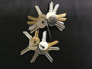 Yale By Ilco Curtis Taylor 999b y220 Key Blanks Set Of 21 Locksmith