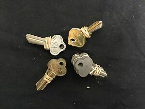 Elgin By Jeco Curtis El5 El6 El7 Kywy Key Blanks Set Of 36 Locksmith