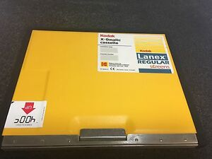 Kodak X omatic Dental Ceph X ray Film Cassette For Planmeca Proline Pm2002
