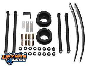 Tuff Country 33920 3 Front Rear Lift Kit For 1994 2002 Dodge Ram 2500 3500 4wd