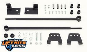 Tuff Country 10895 Traction Bar For 1988 1998 Gm Ck 1500 2500 3500 Pickup 4wd