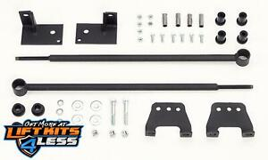 Tuff Country 20995 Rear Traction Bar For 1980 2004 Ford F 150 F 250 F 350 Sd