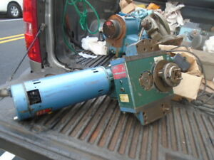 Machinist Tools Lathe Mill Camco Index Drive A