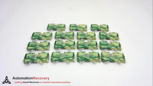 Wago 2010 1207 Pack Of 15 Conductor Ground Terminal Block 2 Pole N 243578