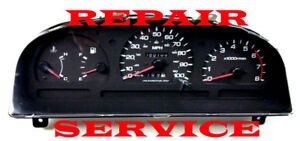 1995 1999 Nissan Pick Up Software And Odometer Calibration Service
