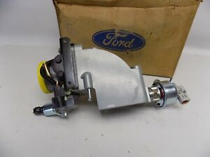 New Oem 1996 Ford Explorer 5 0 V8 Spacer Intake Elbow Throttle Body Complete