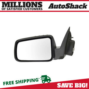 Power Ptm Left Driver Lh Side View Mirror Fits 2008 2009 2010 2011 Ford Focus