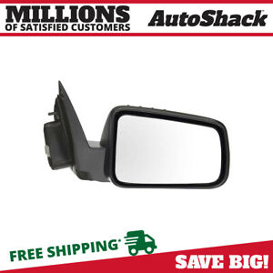 Side View Mirror Power Paint To Match Passenger For 2008 2011 Ford Focus 2 5l
