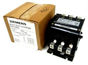 New Siemens 40gp32a Contactor