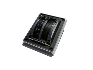 1965 1966 Mustang Shift Selector Bezel For Automatic With Dial