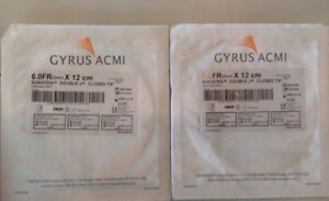 Gyrus Acmi Double j Closed Tip 2mm X 12cm Ref 5201800 Exp 2020 2 Pcs