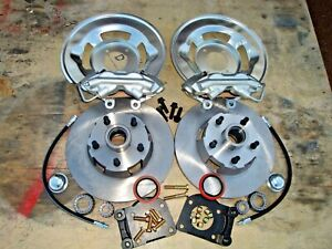 Legendary 1967 1968 69 Mustang 4 Piston Original Disc Brake Kit Best Available