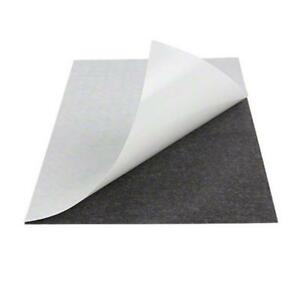 10 pack Flexible Adhesive Magnetic Sheets 10 75 X 16 5 inches sjt00082