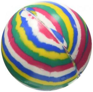 Assorted 45mm Super Bouncy Balls 50 Count