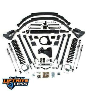 Bds Suspension 1541h 8 4 Link Arm Lift Kit For 2017 2019 Ford F 250 F 350 Sd