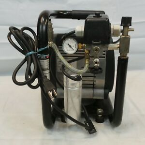 Jun air Of311 Compressor 120v 1650rpm Made In Denmark Nice