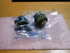 Bendix Connector 10 190622 14g Nsn 5935 00 823 0215 Ms3106r 22 14pw