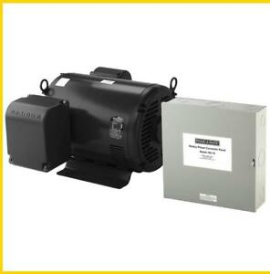 Rh 75 75 Hp 460 Vac Phase a matic Rotary Phase Converter