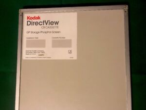 Kodak Directview Cr Cassette 24x30cm Screen Gp