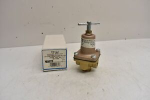 Watts Water Pressure Regulator 1 4 26a 3 50psi
