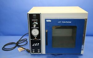 1 Used Cole Parmer G05053 20 Laboratory Vacuum Oven 16736