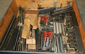 1 Lot Used Machine Tool Hold Down Parts