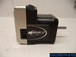 Ims Mdrive17 Stepper Motor With Built in Driver Encoder Mdi3crl17b4 eq 230922s