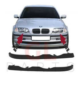 Bmw E46 1999 200 3 Series 4 Door Headlight Lower Moulding Trim Left Right New