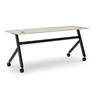 Hon Multipurpose Table Fixed Base Table 72w X 24d X 29 3 8h Bsxbmpt7224xq
