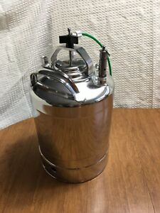 Alloy Products Corp Pressure Vessel Tank 45 Psi Stainless