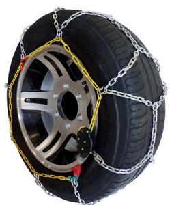Snow Chains 12mm 4x4 Todoterreno Utilitarian 275 65x17 M S 265 70x17 M S 275